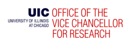 UIC Office of the Vice Chancellor for Research